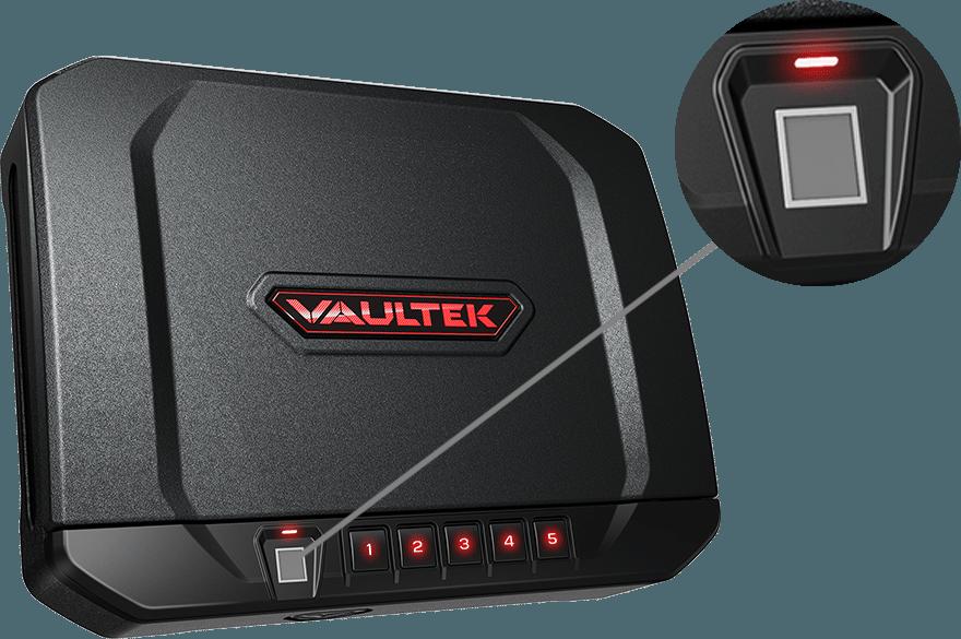 Biometric Scanner Vaultek
